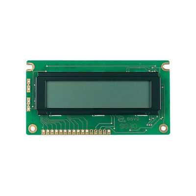 Powertip PC1602LRS-FWB-B 16x2 Alphanumeric LCD Display Backlit