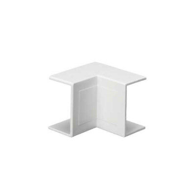Schneider Electric MIA2W Mini Trunking Internal Angle 25x16mm (Pack of 10)