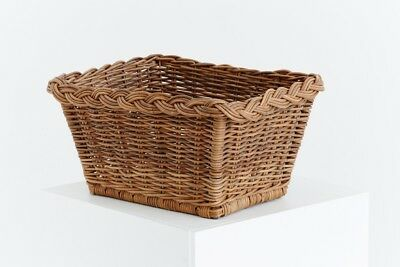 Savat Classic Cane Bicycle Basket - Natural - Limited stock!