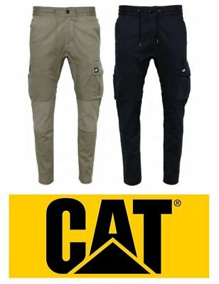 NEW CAT Dynamic Work Pant Draw Cord Waist