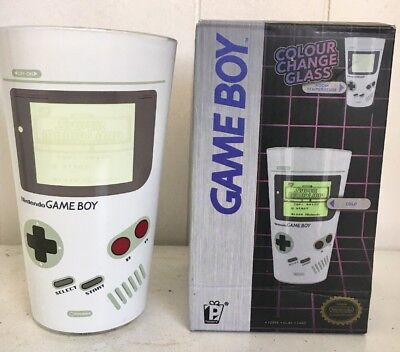 Nintendo Game Boy Colour Change Glass. Paladone. New Never Used In Box.