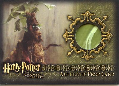 Harry Potter and the Chamber of Secrets Mandrake Prop Card HP P5 #036/360