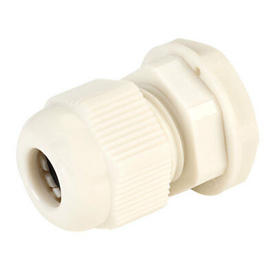Unistrand PG9 Dome Cable Clamp Off-white