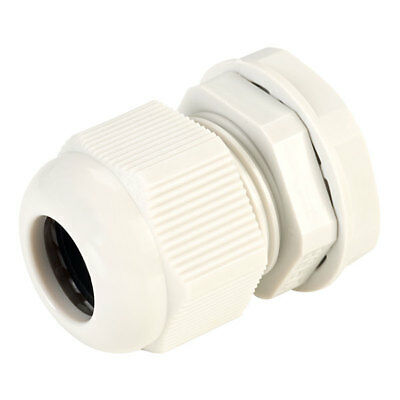 Unistrand PG13.5 Dome Cable Clamp Off-white