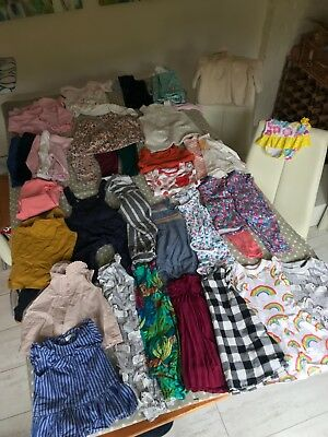 baby Girls clothes bundle 3-6 months new/others in excellent condition 85 items+
