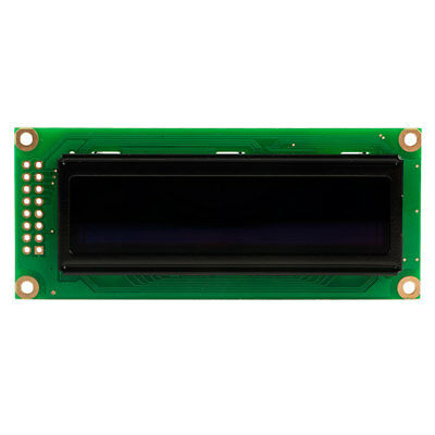 Winstar WEH001602CBPP5N00000 16x2 OLED Display Blue