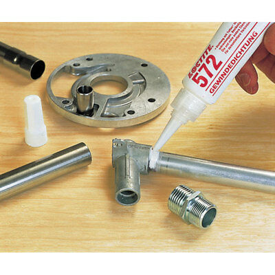 Loctite 142612 572 Low Strength Slow Cure Pipeseal 250ml