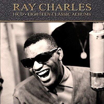Ray Charles - 18 Classic Albums [New CD] Boxed Set, Germany - Import