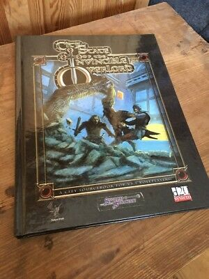Judges Guild City State of the Invincible Overlord D&D 3.5 d20
