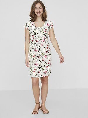Mamalicious Nursing Dress Breastfeeding Floral sizes 10 - 16 £32 SALE