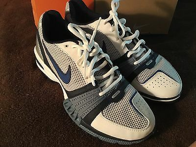 Brand New VINTAGE MEN'S NIKE AIR EDGE TRAINER IN SIZE 8