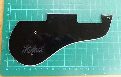 Genuine HOFNER T4, guitar pick guard/scratch plate, 5 layer rebuilds/restoration