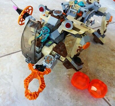 Lego Life On Mars Set 7314 Instruction Manual Only Recon Mech Book