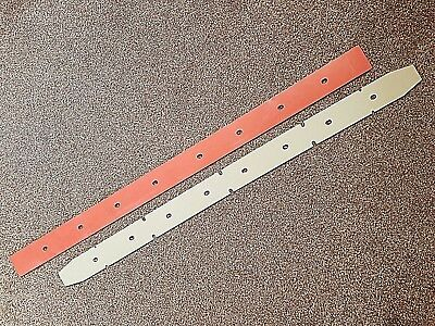 "Squeegee Blade / Rubber Kit for IPC Gansow CT40 ""S"" Scrubber Dryer 45194 & 15195"