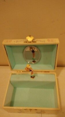 Vintage Bugs Bunny LOONEY TUNES Music Jewelry Box - WB 1997