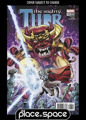 The Mighty Thor, Vol. 2 #706B - Simonson Variant (Wk17)