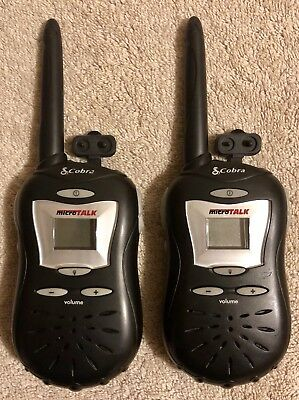 Cobra Walkie Talkies Frs 110 The Best Cobra Of 2018
