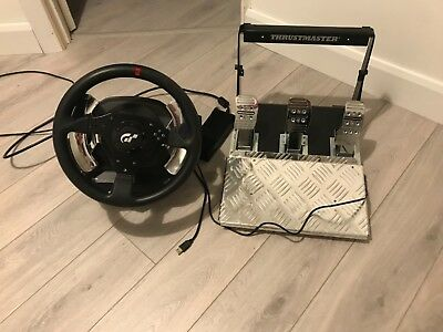 THRUSTMASTER T500 RS Racing Wheel + T3PA Pro pedals