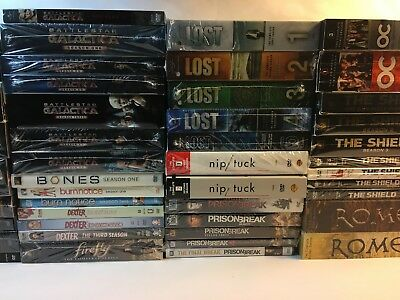 Dvd Movie Collection - Volume # - Tv-Series - [Excellent - Like New Condition!!]
