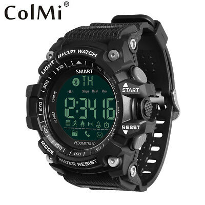 b39e972279373e Montre connectée Sport Etanche Apple Android horloge, rappels de  messagerie, etc