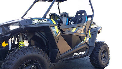"Polaris 2015-2018 RZR-S 900, RZR S 900, (60"" Wide) - Lower Door Panel Inserts"