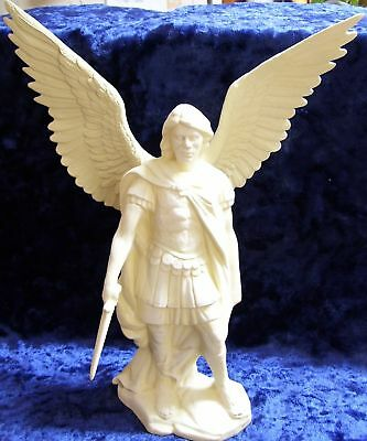 Ceramic Archangel Michael 35cm Tall