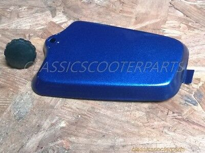 Honda battery tool side BLUE cover S50 CL70 CD50 CD70 Benley PLS READ! H2386