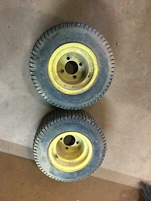 John Deere WHP48A Walk Behind Mower Wheel & Tire Assembly's TCA20767 16x7.50-8