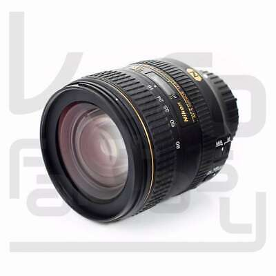 Genuino Nikon AF-S DX NIKKOR 16-80mm f/2.8-4E ED VR Lens (White Box)