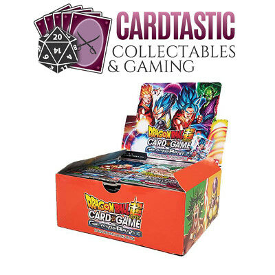 Dragon Ball Super Galactic Battle Card Game Booster Box