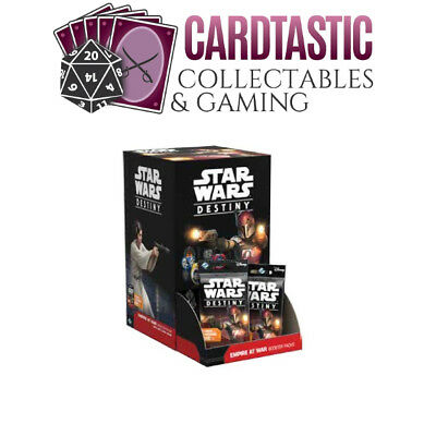 Star Wars Destiny Empire At War DISPLAY