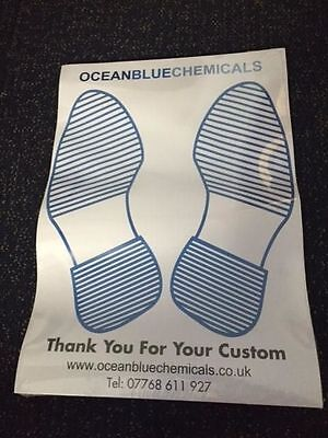 Car Paper Floor Mats Ocean Blue Chemicals Car Washing Car Cleaning
