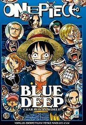 manga - ONE PIECE speciali completa BLUE/YELLOW/GREEN/BLUE DEEP