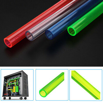 500mm 10x14mm Rigid Tube PETG Hard Horse Pipe Tubing For PC Water Cooling System