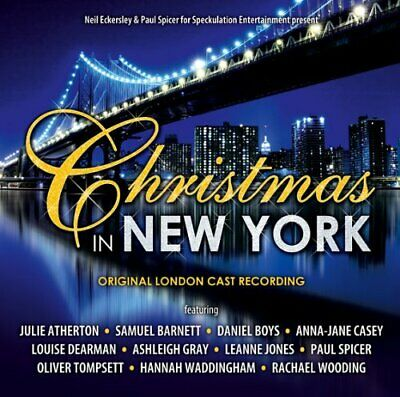 Rachael Wooding - Christmas in New York - Rachael Wooding CD ISVG The Cheap Fast