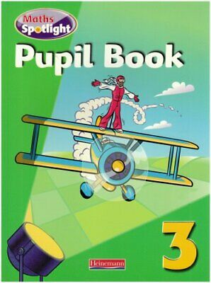 Maths Spotlight Year 3 Pupil Book by Broadben Paperback Book The Cheap Fast Free