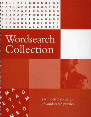 Wordsearch Collection (Spiral Crosswords S.) Spiral bound Book The Cheap Fast