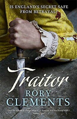 Traitor: John Shakespeare 4 by Clements, Rory Book The Cheap Fast Free Post