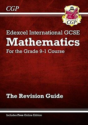 Edexcel International GCSE Maths Revision Guide - for the... by Parsons, Richard