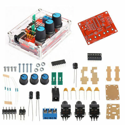 XR2206 Function Signal Generator Sine Triangle Square 1HZ-1MHZ Wave DIY Kit New