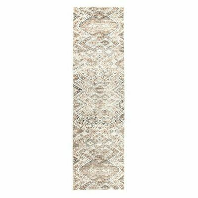 NEW Rug Culture Zenik Oriental Runner Rug