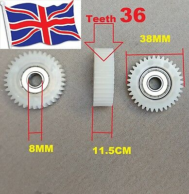 3pcs Electric bike wheel hub motor Planetary Gears 8-Fun Bafang and other T36