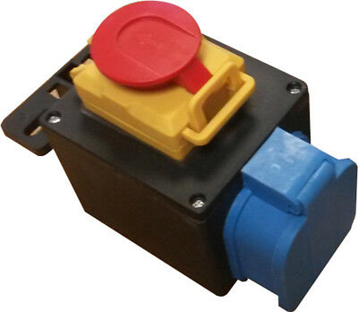 Charnwood W026 NVR Safety Switch For Table Mounted Routers, 240v