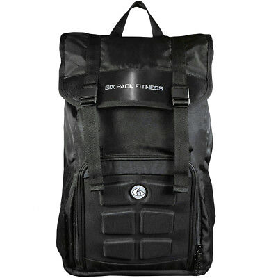 819dbefda46e 6 PACK FITNESS Commuter Meal Management Backpack - Stealth -  129.99 ...