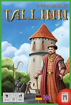 OSTIA-Spiele GbR OSTTA001 Tallinn Duelle Der Macht Board Game Book The Cheap