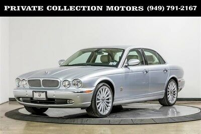 2007 Jaguar XJR  2007 Jaguar XJ XJR 2 Owner Highly Optioned 34k Original Miles