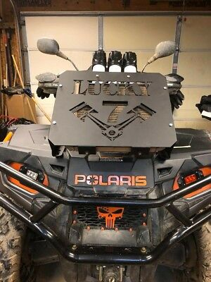 Polaris Sportsman 400 HO 450 500 570 Radiator Relocation Relocate Kit All Years