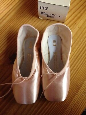 Bloch Aspiration Pointe Shoe 5 C S0105L