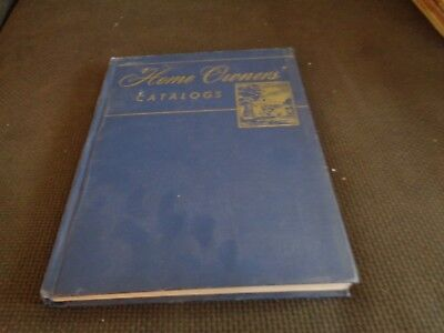 1947 Home Owner's Catalogs Vintage Kitchen Bath Cabinets Flooring Appliances