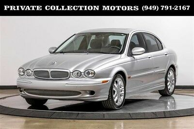 2006 Jaguar X-Type  2006 Jaguar X-TYPE AWD Sport CPO Warranty 2 Owner Clean Carfax